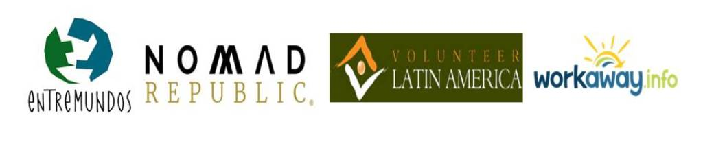 Logos de voluntarios